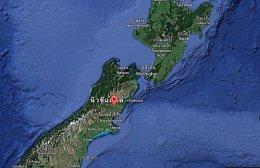 สึนามิมาแล้ว คลื่นสูง 2 ม.พัดเข้านิวซีแลนด์ หลังธรณีพิโรธ 7.8