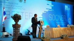 ITU Telecom World 2016 มหกรรมด้านไอซีทีระดับโลก เริ่มขึ้นแล้วที่กรุงเทพฯ