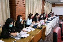 ประธานกรรมการ ป.ป.ช. เป็นประธานการประชุมคณะกรรมการกองทุนป้องกันและปราบปรามการทุจริตแห่งชาติ