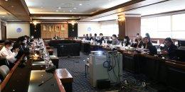 ป.ป.ท. จัดประชุมอนุกรรมการขับเคลื่อนและปราบปรามการทุจริตประพฤติมิชอบ ภายใต้การดำเนินงานของศูนย์อำนวยการต่อต้านการทุจริตแห่งชาติ