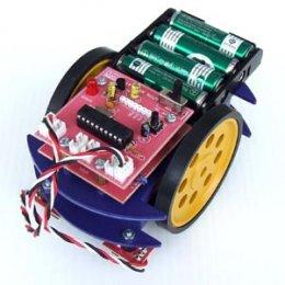 หุ่นยนต์ MICRO AVR