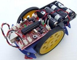 Built-in programmer for AVR