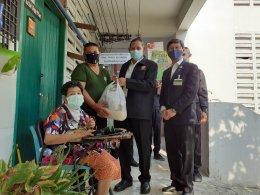 ปันน้ำใจยามวิกฤตสู้ภัยไวรัสโควิด กับสมาชิกวุฒิสภา