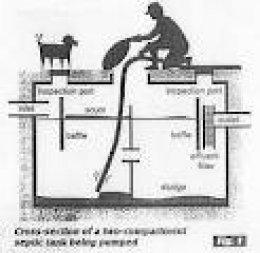 คำแนะนำ/การดูแลรักษาระบบบำบัดน้ำเสีย