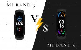 Mi band 5 VS Mi band 6 ต่างกันยังไงและทำไมต้องเลือก Global Version ด้วยนะ