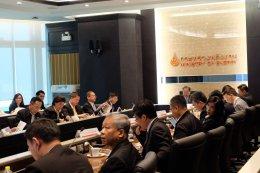 รัฐมนตรีพลังงาน สั่งการผู้บริหารเร่งรัดแก้ปัญหาแผนนโยบายพลังงาน