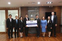 กลุ่ม ปตท. สนับสนุนแอลกอฮอล์ ช่วยไทยสู้ COVID-19