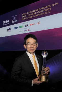 SCG รับรางวัล Thailand Corporate Excellence Awards 2019