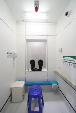 มูลนิธิเอสซีจี เปิดตัวนวัตกรรมห้องตรวจผู้เสี่ยงติดโควิด-19 แห่งที่ 2