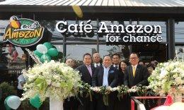 โออาร์ เปิดร้าน คาเฟ่ อเมซอน ฟอร์ แช้นส์ ขยายโอกาสการทำงานให้กลุ่มผู้สูงวัย