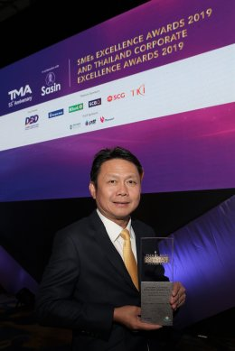 SCG รับรางวัล Thailand Corporate Excellence Awards 2019