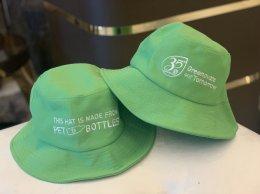 บางจากฯ ส่งมอบหมวกผลิตจากขวด PET