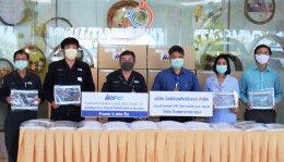 IRPC สนับสนุน Face Shield 2,000 ชิ้น ให้โรงพยาบาลระยอง