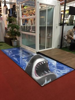 3D Live Painting for Aritco (Arsa'2015)