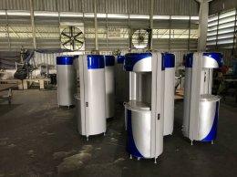 """Kiwami"" Mineral Water Vending Machine Design"
