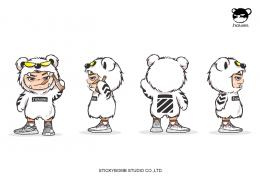 """House Ekkamai"" Mascot Redesign"