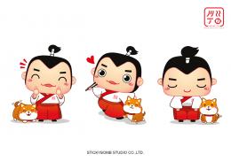 """""""Miito Shabu & Donburi"""" Mascot Design"""