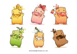 """Term Nature"" Mascot Design"