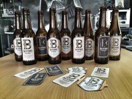 Backyard Brewery Logo and Packaging Design