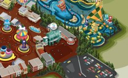 """Scenical World Amusement Park"" CI"