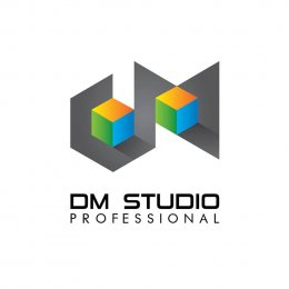 """DM Studio Professional"" CI Design"