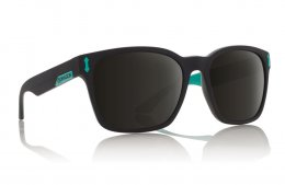 DRAGON LIEGE MATTE BLACK TEAL / GREY