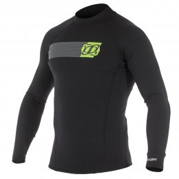 F-15 THERMA FLEECE BLACK