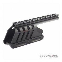 Vector Optics Remington 870 Picatinny Rail Mount