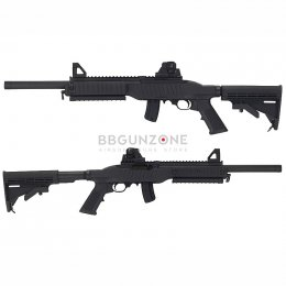 KJ Works KC02 .22 BlowBack Tactical Carbine