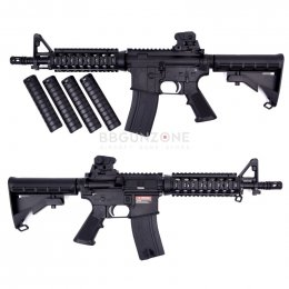 Golden Eagle M4 CQB GBB MC6624 With Marking