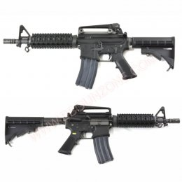 WE M4 CQB Gas BlowBack Full Metal