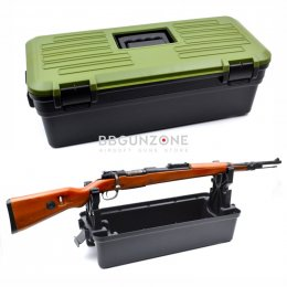 Tactical Range Box-Gun Maintenance Center
