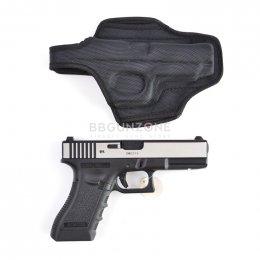 ซองปืนสั้น Glock 17 / 18 แข็ง เข้ารูป