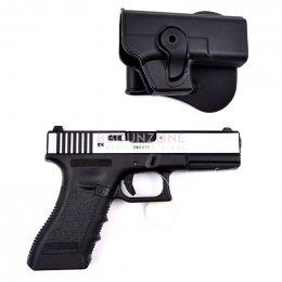 ซองปลดเร็ว ปืนสั้น Glock 17/18 Type B