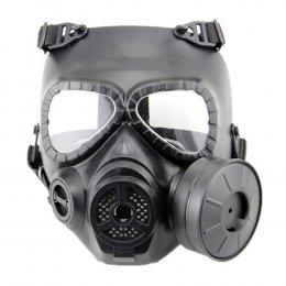 หน้ากากแก๊ส Gas Mask M04