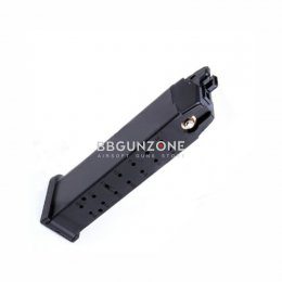 WE Glock 17 / 18C / 34 / 35 BK Magazine