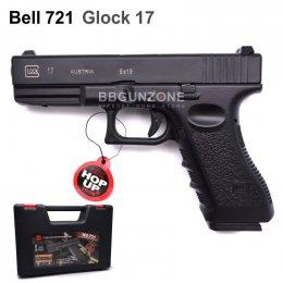 Bell 721 Glock 17