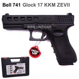 Bell 741 Glock 17 KKM ZEVII