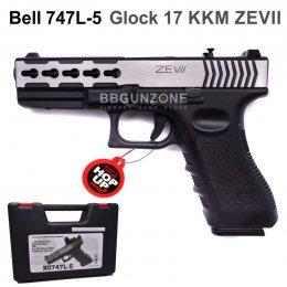 Bell 747L-5 Glock 17 KKM ZEVII