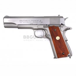 CYBERGUN Colt's MK IV /Series'70 STANLESS Co2
