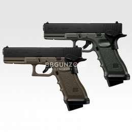 Tokyo Marui G17 Customized Forge / Green / Flat / Dark Earth
