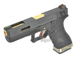 WE G18C Glock 18C Full Auto Brand War (T1)