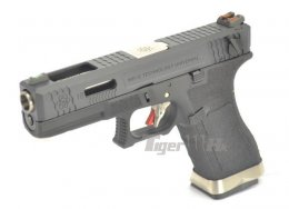 WE G18C Glock 18C Full Auto Brand War (T5)