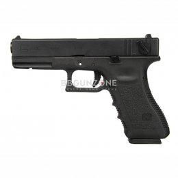 WE G18C Glock 18C Full Auto Black