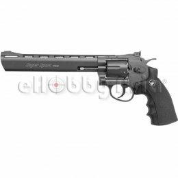 WinGun ปืนลูกโม่ .357 Magnum 8 นิ้ว Sport 703 Co2 Revolver BK