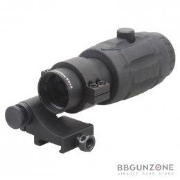 Vector Optics 5x Magnifier with Flip Side Mount