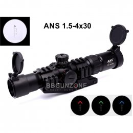ANS 1.5-4x30 CQB Scope