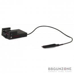 Vector Optics Inferno Pistol Super Thin Red Laser