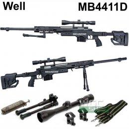 WELL MB4411D กล้อง+ขาทราย อัพเกรด