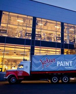 ประวัติ สีโจตัน JOTUN สีอุตสาหกรรม สีทาเรือ สีทาอาคาร จากนอร์เวย์